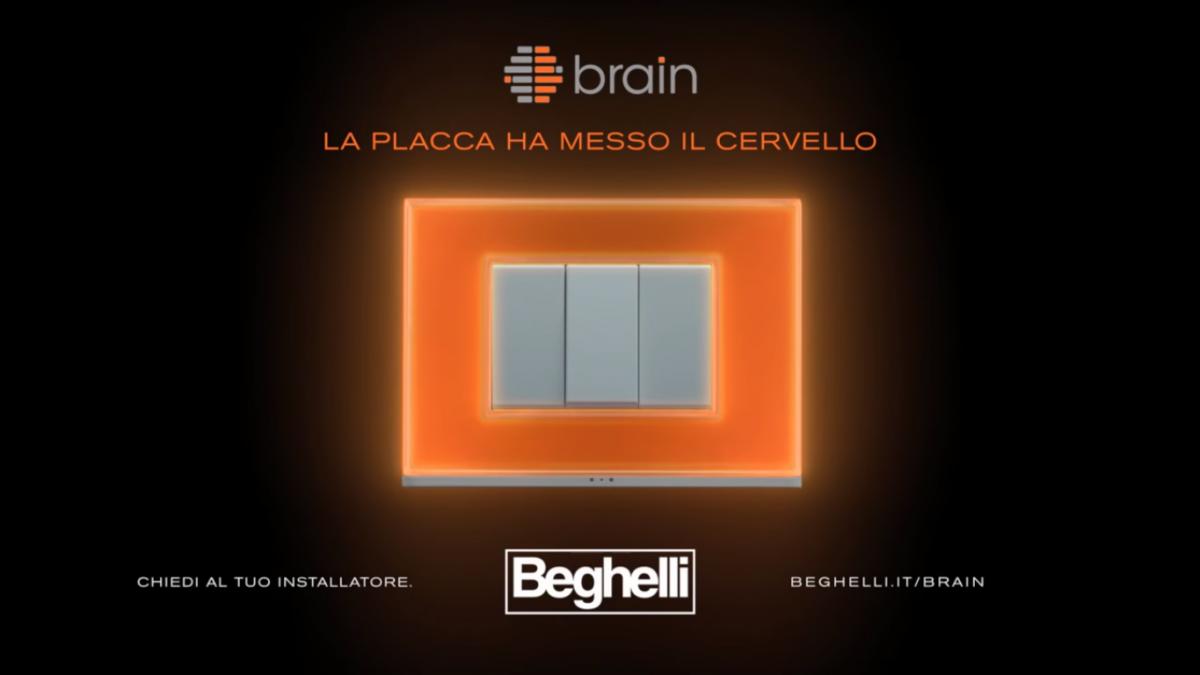 Beghelli Brain - La placca ha messo il cervello