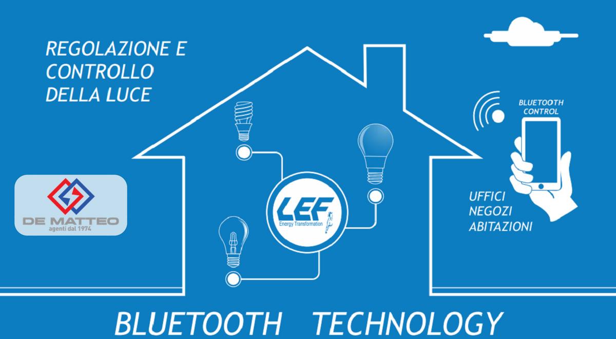 Le soluzioni Bluetooth di LEF